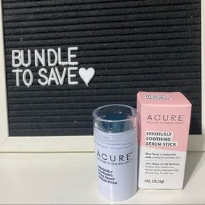 ACURE's Seriously Soothing Blue Tansy Serum Stick